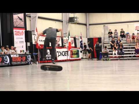 2014 World Skateboarding Championship Freestyle (4627)