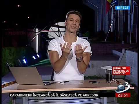 In Gura Presei 19 August 2014 cu Mircea Badea