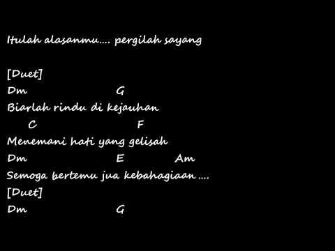 Memori Berkasih Siti Nordiana Ft Achik Spin Chord lirik