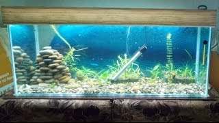 Как сделать крышку для аквариума в домашних условиях своими руками !