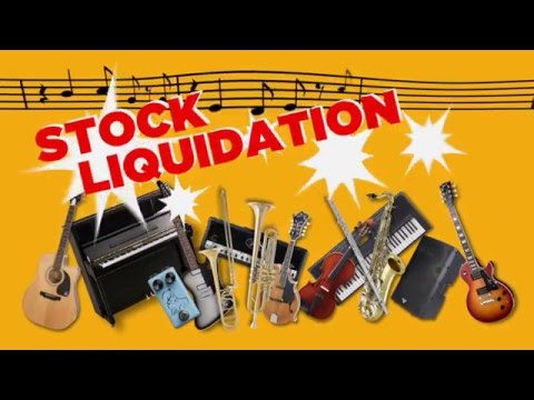 Allans BIlly Hyde January Stock Liquidation Sale VIC