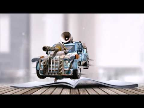 Last Empire-War Z----Five Armored Cars Debut