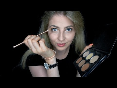 ASMR MY MAKEUP ROUTINE | Entspanntes GET READY WITH ME 😴