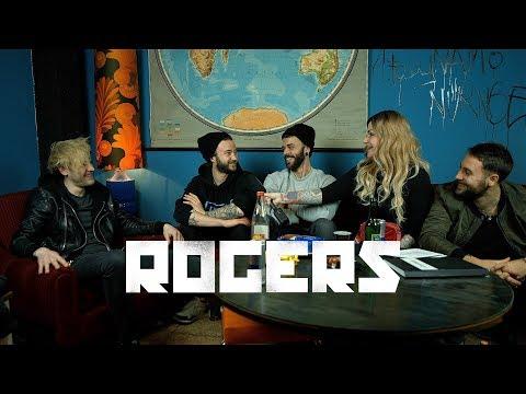 """INTERVIEW   15 Fragen mit """"ROGERS"""""""