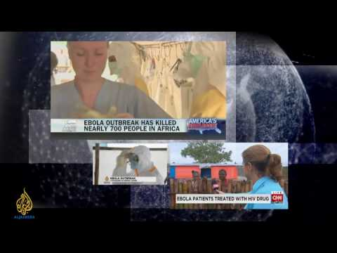 Covering Ebola: Facts, Fear and Failures - The Listening Post (Full)