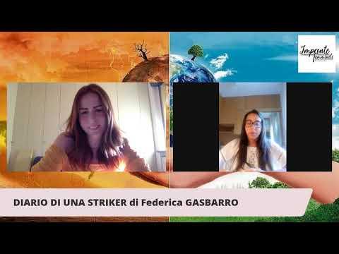 Diario di una striker. Io e Greta per il clima con Federica GASBARRO e Silvia MORELLI