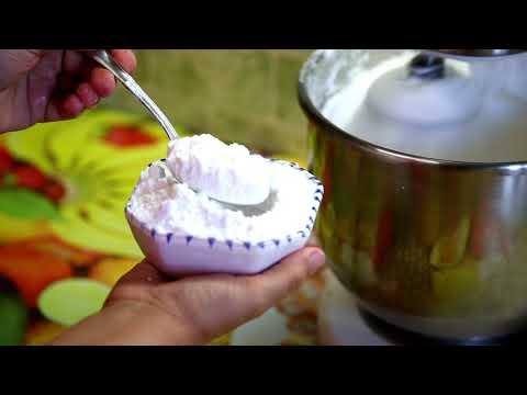 белковый крем без сиропа | легкий рецепт | готовим дома