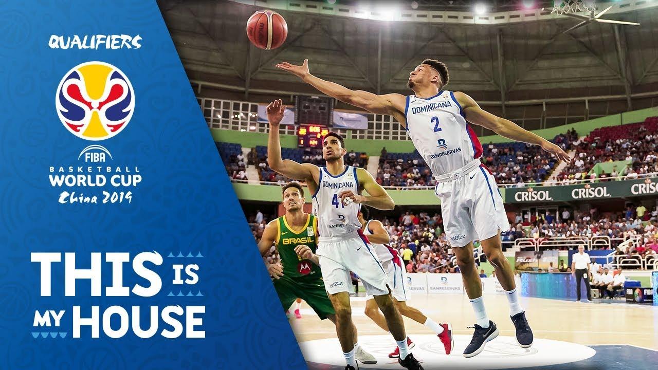 Dominican Republic v Brazil - Highlights - FIBA Basketball World Cup 2019