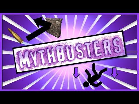 Rust Academy: MYTHBUSTERS #6 (FALL DAMAGE HACKS & RICOCHETED BULLETS)