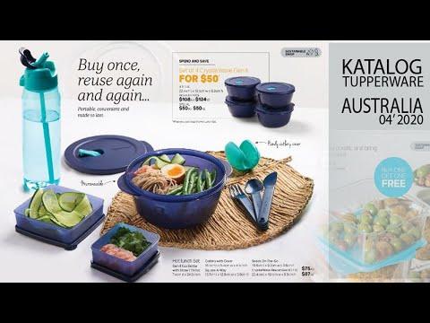 Tupperware AUSTRALIA || April 2020