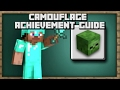 Minecraft - Camouflage Achievement Guide