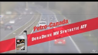 Petro-Canada DuraDrive MV Synthetic ATF. Огляд рідини для АКПП