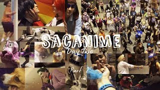 Sacanime 2017 - Day Two, Part Two (Out in into the Night)