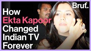 Ekta Kapoor: Indian TV's No. 1 Show Starter
