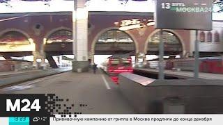 Между Москвой и крупными городами России в праздники запустят дополнительные поезда - Москва 24