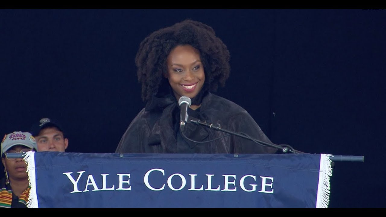 Download Chimamanda Adichie, 2019 Yale Class Day Speaker