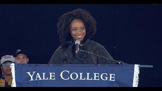 Chimamanda Adichie, 2019 Yale Class Day Speaker