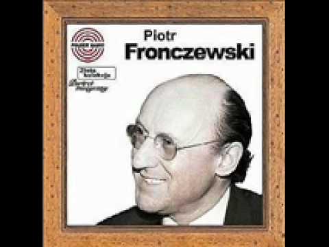 Piotr Fronczewski Co mysli o poetach