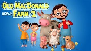 Old MacDonald Had a Farm 2 | Baby Songs by Nani and Babu