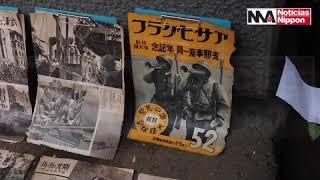 TOKIO: conmemoración del 72 aniversario del final de la Segunda Guerra Mundial