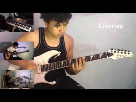 Ang Lahat ay Magsasaya (Malayang Pilipino) - Electric Guitar