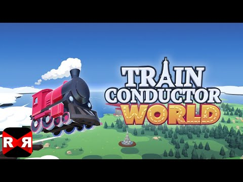 Train Conductor World: European Railway (By The Voxel Agents) - iOS / Android - Gameplay Video