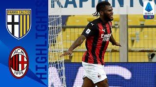 Parma 1-3 Milan | Il Milan conquista 3 punti pesanti a Parma! | Serie A TIM