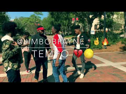 Chris Brown - Tempo (dance Video) | @ShhhItsBadger
