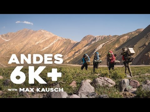 The First 6K Peak Of The Trip | Andes 6K+ E2
