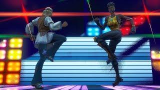 """TESTING THE NEW CROSS DANCE """"LITTLE REGGAE""""! Fortnite"""