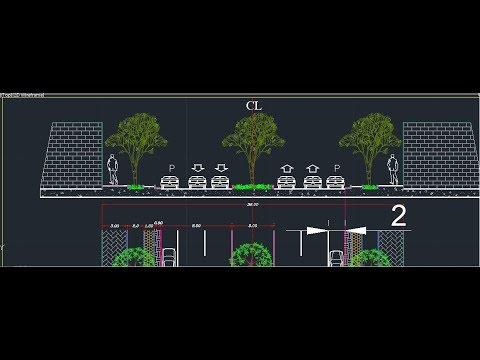 14-Dialux evo Part 14 - Road Lighting Part3 (How to build a road in dialux evo) طريقة بناء طريق كامل