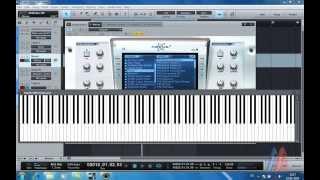 Mengubah Keyboard PC menjadi Midi Controller dengan Vanilin Midi Keyboard