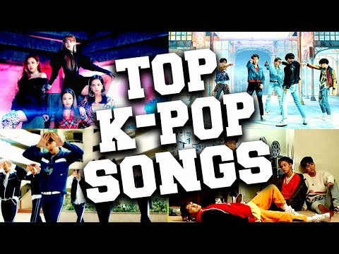 Top 50 Most Viewed K-Pop Music Videos 2018