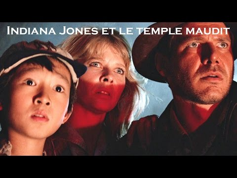 Indiana Jones et le temple maudit - 1984