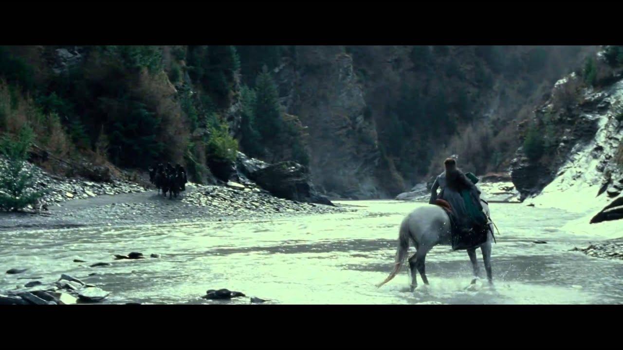 LOTR: Arwen Nazgul Chase (HD)