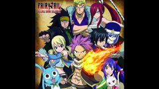 Fairy Tail 2014 OST - 41. Scarlet Warrioress