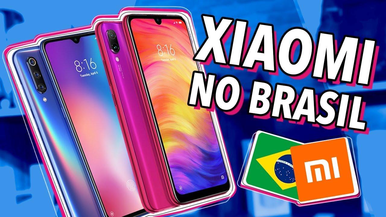 Download A VOLTA DA XIAOMI AO BRASIL!