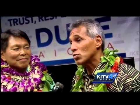 Native Hawaiians lead Republican ticket