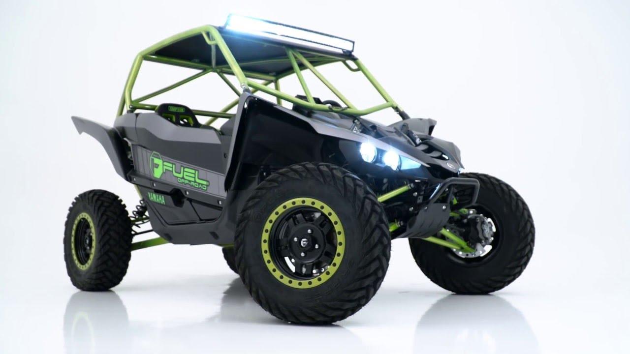 Yamaha YXZ | Anza D557 | Gripper M/T UTV