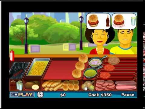 Hotdog Game| Cooking Game | Soft Game |Game Online