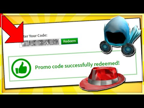 AUGUST* ALL WORKING PROMO CODES ON ROBLOX 2019| ROBLOX PROMO