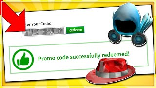 *AUGUST* ALL WORKING PROMO CODES ON ROBLOX 2019| ROBLOX PROMO CODE (NOT EXPIRED)