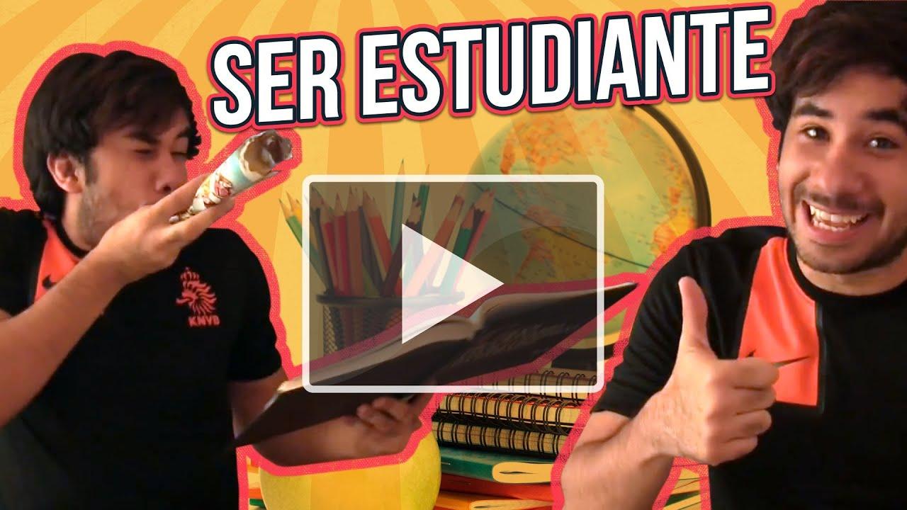 Dia Del Estudiante Esclavo Werevertumorro Youtube