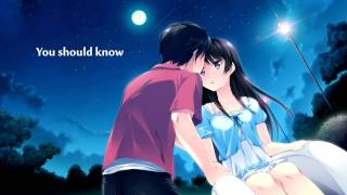 Nightcore Yours To Hold Skillet