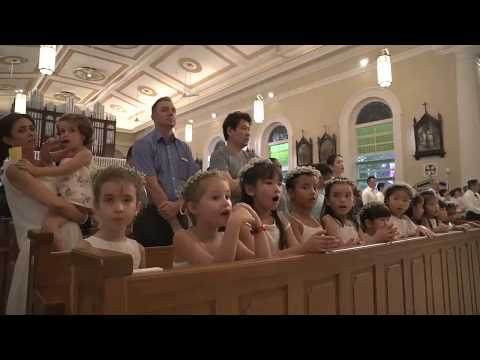 Feast of Corpus Christi 2017 @ Cathedral of the Good Shepherd