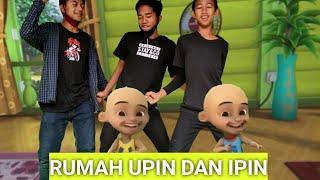 Download MASUK KERUMAH UPIN DAN IPIN, DIAJAK MAKAN DAN JOGET JOGET!! | Mikael TubeHD