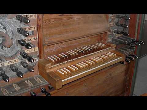 Douglas Bell - A Minstrels' Gallery (II. Dump) (Luca Massaglia, organ of the Konstmuseum in Malmö)