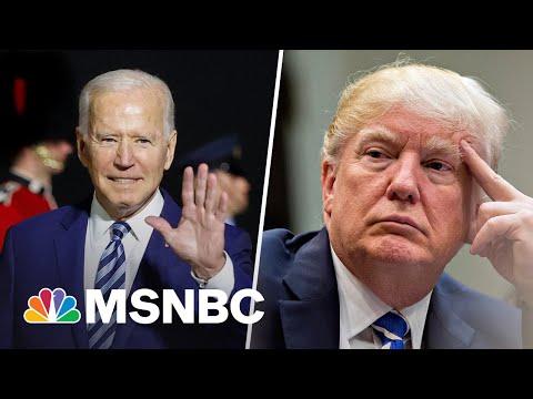 Biden Benefits From Contrast With Trump In Bid To Restore U.S. Image Abroad