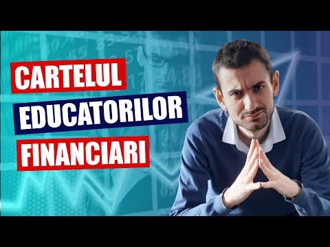 CARTELUL EDUCATORILOR FINANCIARI: Cum sa PRINTEZI BANI din CURSURI si CONFERINTE de INVESTITII