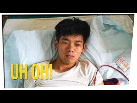 Man Disabled After Selling Kidney for iPhone ft. Bobby Lee & Khalyla Kuhn
